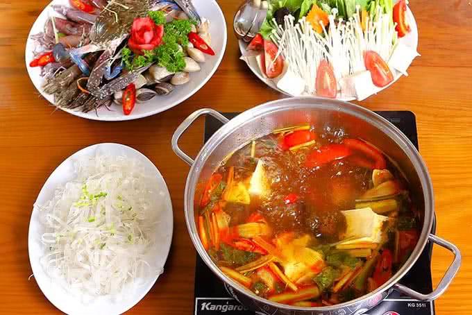 nhà hàng thế giới hải sản 18 dương đình nghệ 14