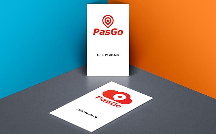 PasGo thay Logo mới – Chào đón 201721