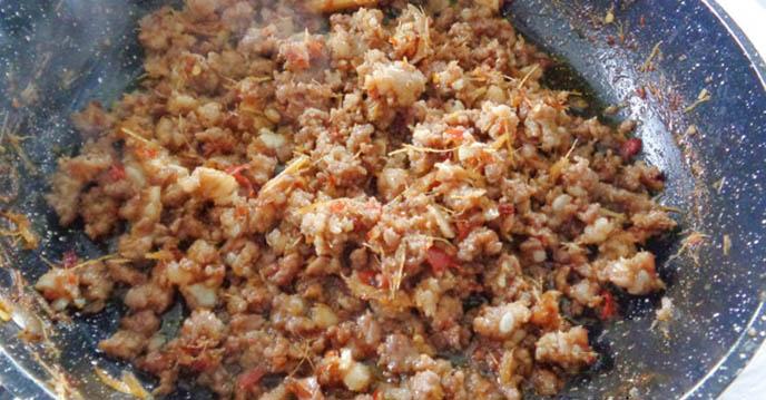 Tổng hợp 4 món ăn ngon cơm - sườn sụn sốt chua ngọt 3