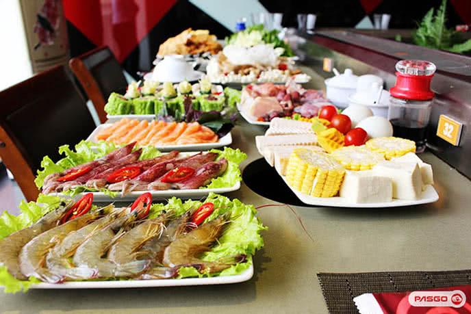 buffet giảm giá hà nội, buffet khuyến mại hà nội 1