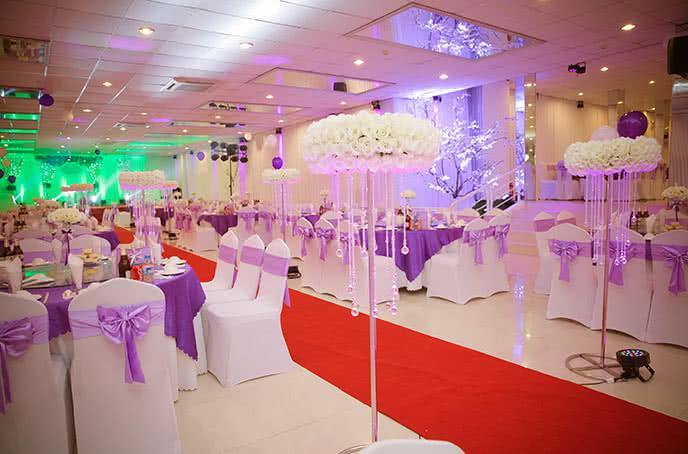 Venus 463 Minh Khai - Địa điểm tổ chức tiệc cưới hàng đầu ở thủ đô
